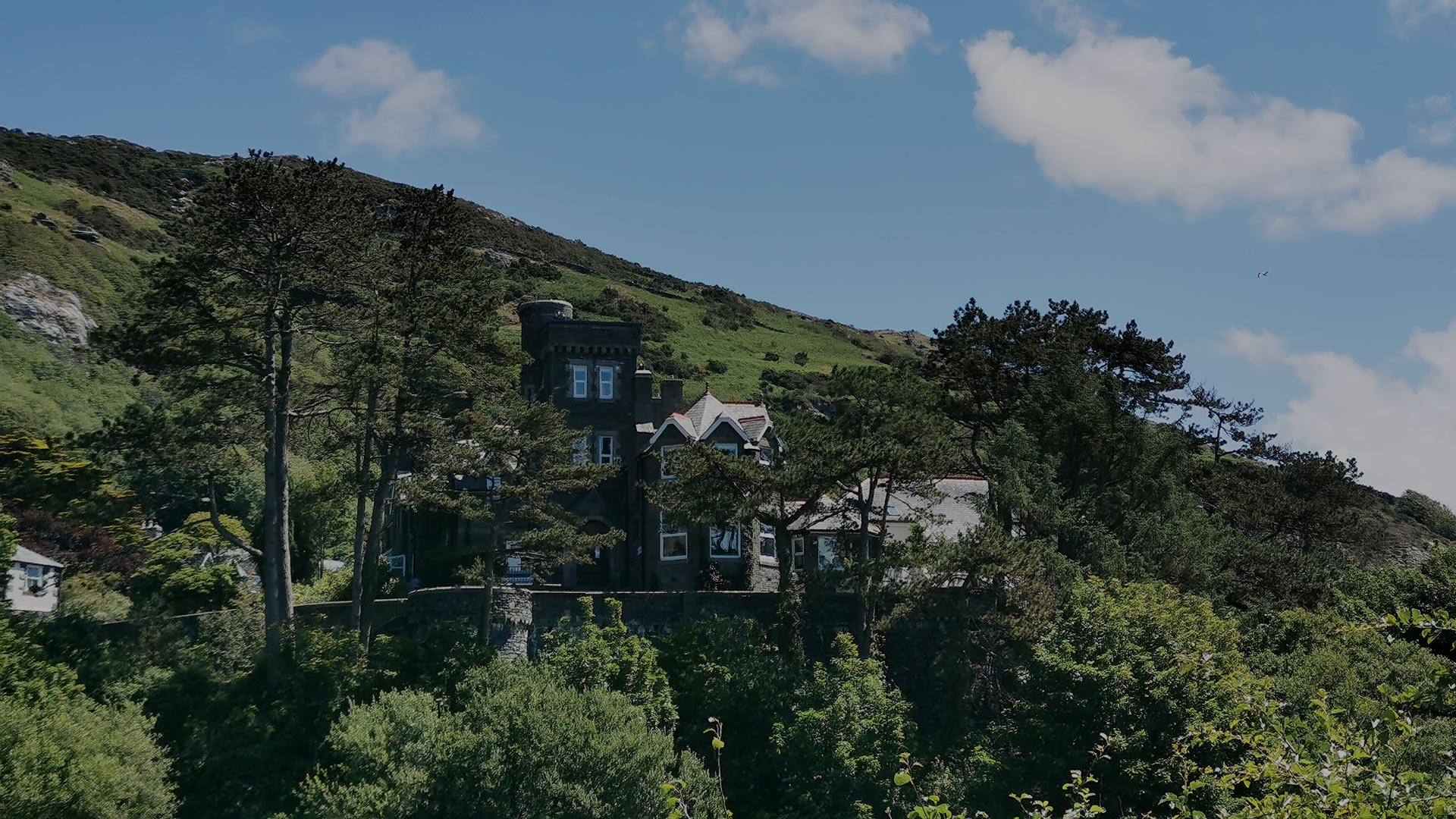 Twr Mynach Bed Breakfast Barmouth